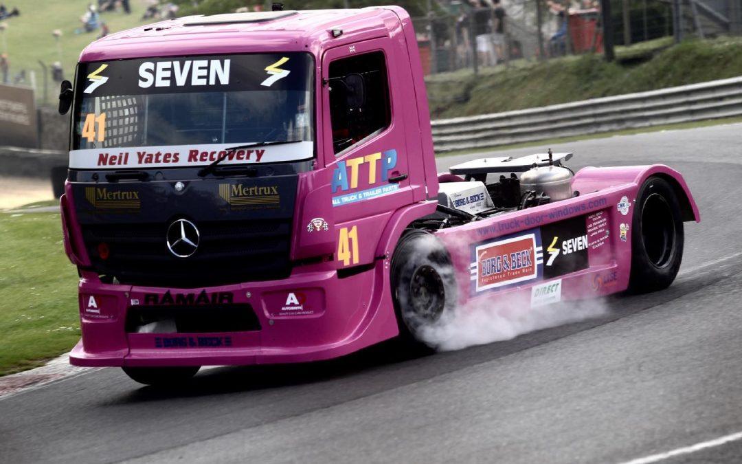 Brands Hatch race report